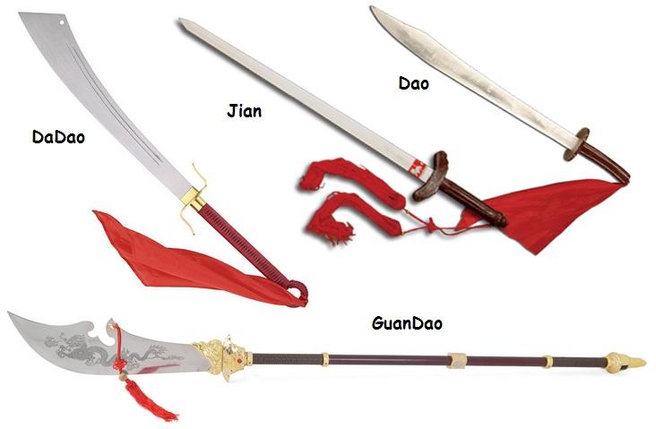 Chinese Swords – Renkli Şeyler
