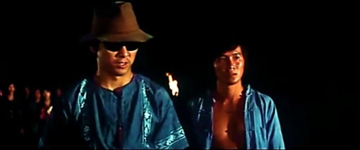 The Tattooed Dragon - Wang Yu and Samuel Hui