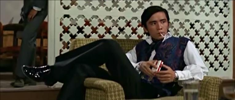 The Singing Killer (1970) - David Chiang